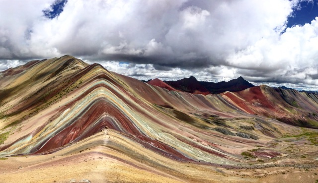 Vinicunca Mountains, Cusco.