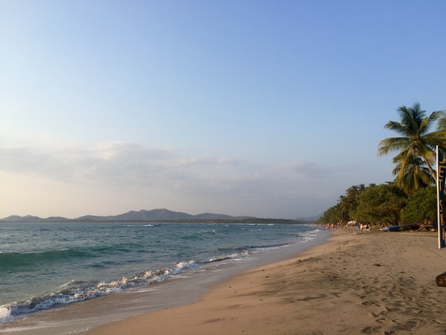 Playa Conchal in Guanacaste.